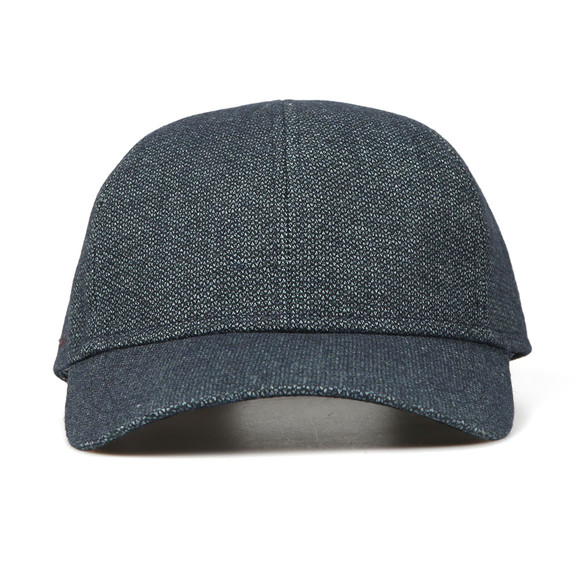 Ted Baker Mens Blue Baseball Cap main image