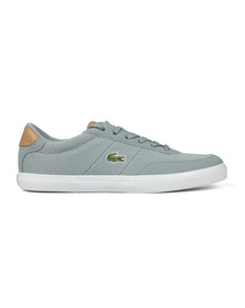 Lacoste Mens Grey Court Master 118 Trainer