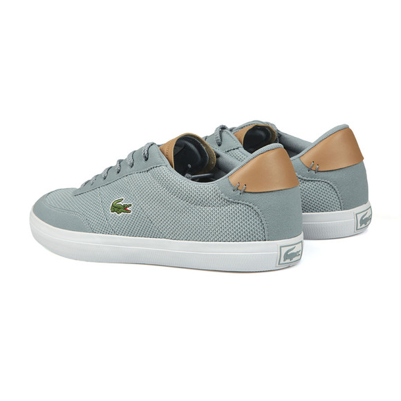 Lacoste Mens Grey Court Master 118 Trainer main image