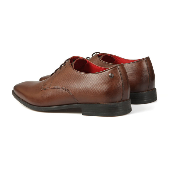 Base London Mens Brown Shilling Shoe main image