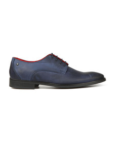 Base London Mens Blue Ivy Shoe
