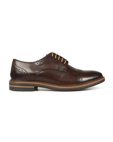Base London Mens Brown Butler Shoe
