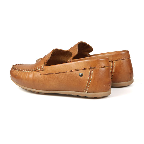 Base London Mens Brown Attwood Shoe main image