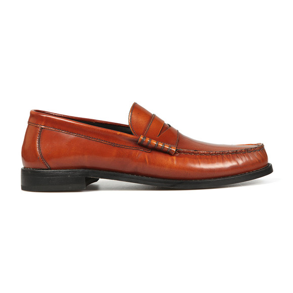 Base London Mens Brown Strike Shoe main image
