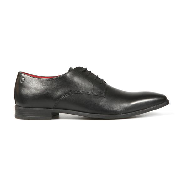 Base London Mens Black Shilling Shoe main image