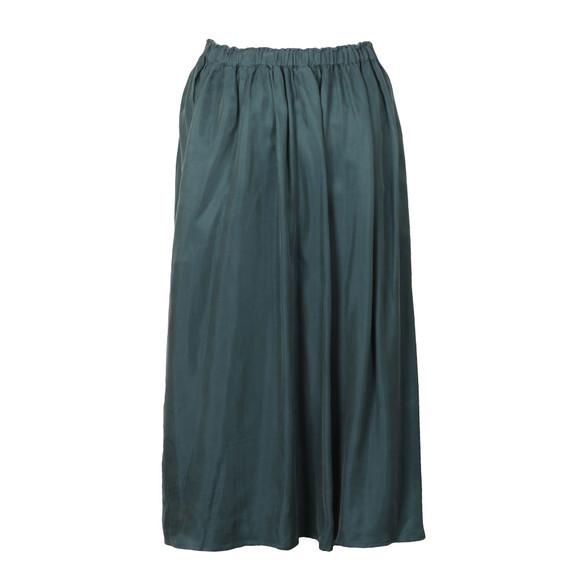 Maison Scotch Womens Blue Midi Length Full Skirt main image