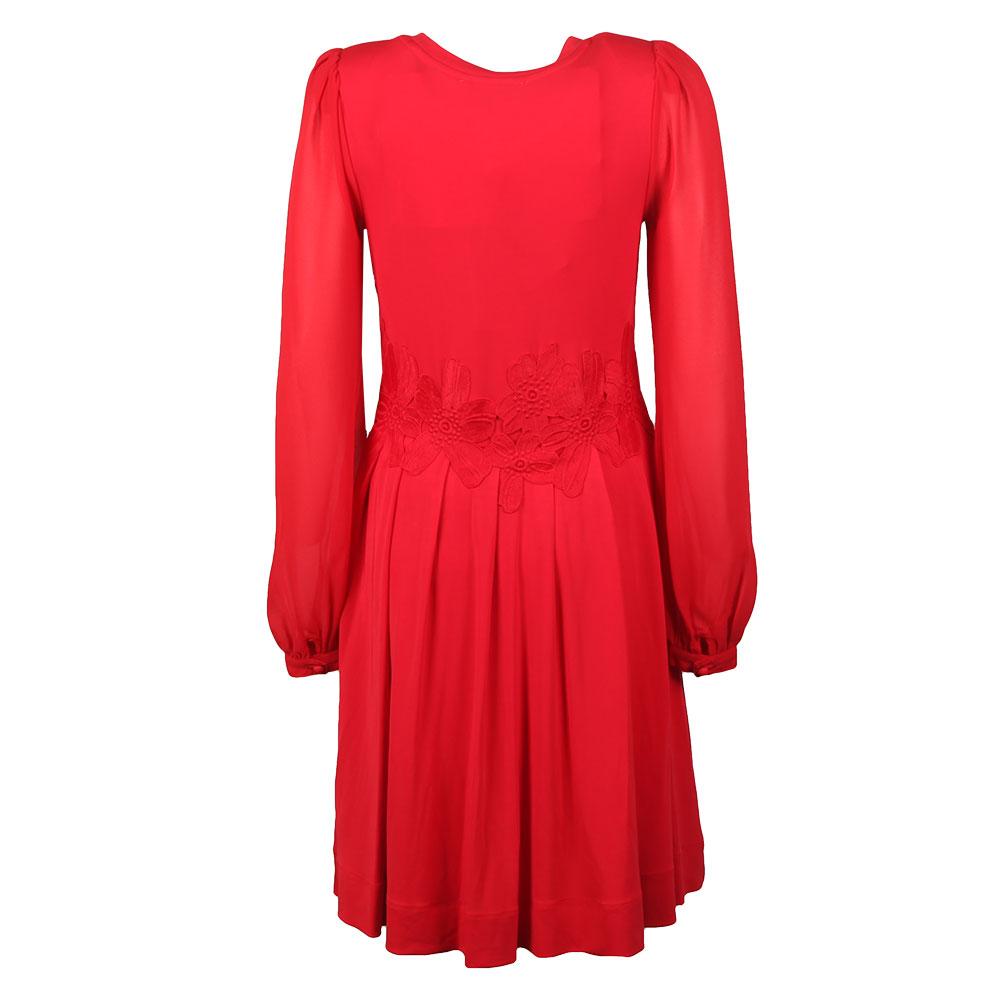 Elev Lace Combo Dress main image
