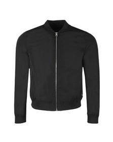 Calvin Klein Jeans Womens Black Owrana Bomber Jacket