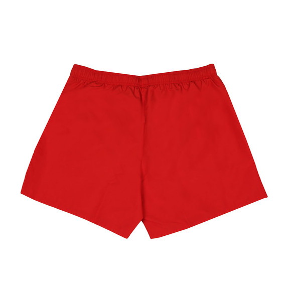 EA7 Emporio Armani Mens Red Sea World Swim Shorts main image