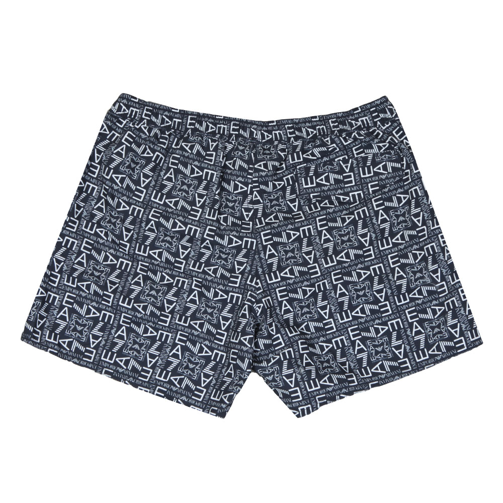 Sea World Printed Swim Shorts main image
