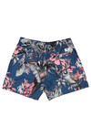 Ted Baker Mens Blue  Elms Parrot Print Swim Short
