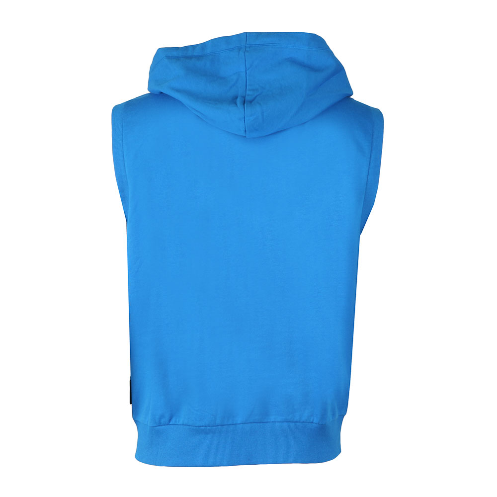 Full Zip Sleeveless Hoody main image