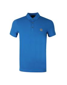 Boss Orange Mens Blue Passenger Polo Shirt