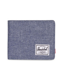 Herschel Mens Blue Roy Coin Wallet