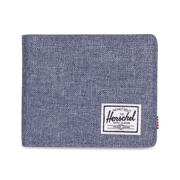 Herschel Mens Blue Roy Coin Wallet main image