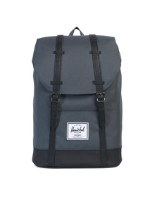 Herschel Mens Grey Retreat Backpack
