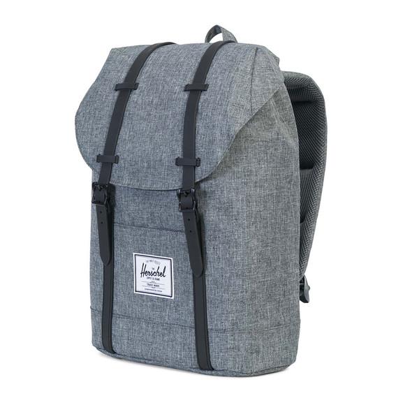 Herschel Mens Grey Retreat Backpack main image