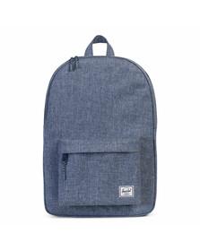 Herschel Mens Blue Classic Backpack