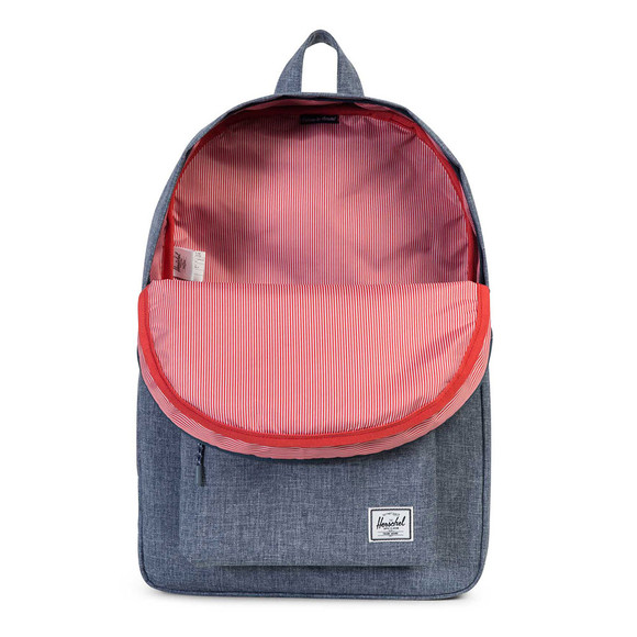 Herschel Mens Blue Classic Backpack main image