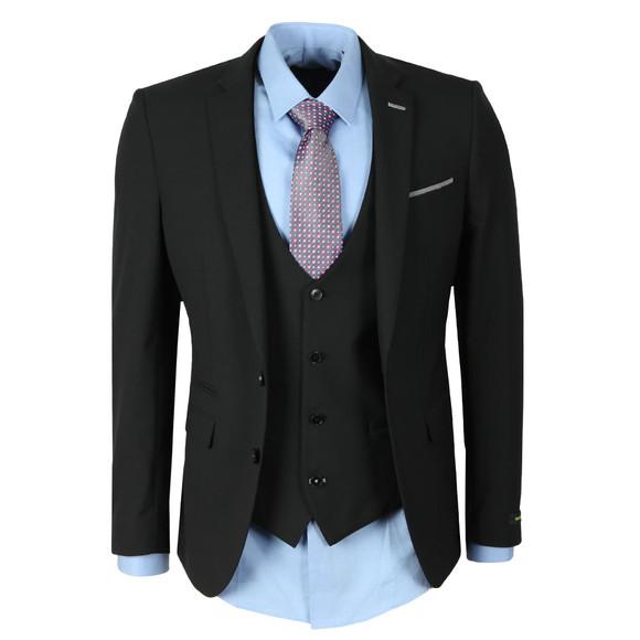 Remus Mens Black Luca TP Suit