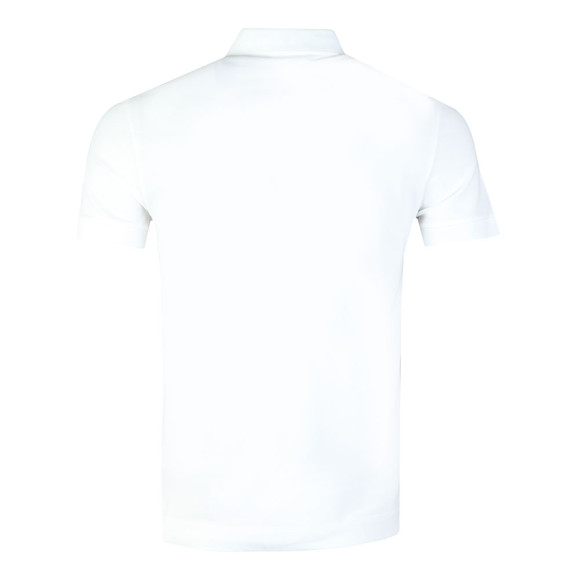Lacoste Mens White PH5522 Paris Polo main image