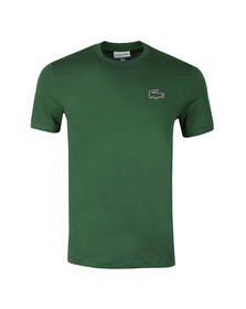 Lacoste Mens Green S/S TH3246 Tee