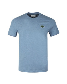 Lacoste Mens Blue S/S TH3246 Tee