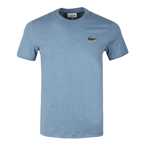 Lacoste Mens Blue S/S TH3246 Tee main image