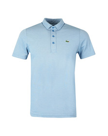 Lacoste Sport Mens Blue S/S DH3385 Polo