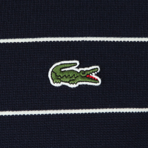 Lacoste Mens Blue S/S TH3218 Tee main image