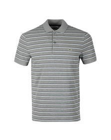 Lacoste Mens Grey S/S PH3150 Polo