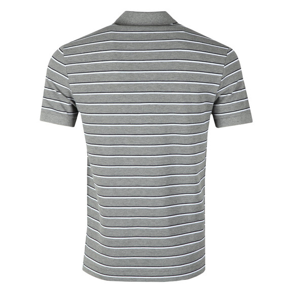 Lacoste Mens Grey S/S PH3150 Polo main image