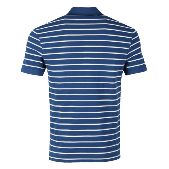 Lacoste Mens Blue S/S PH3150 Polo main image
