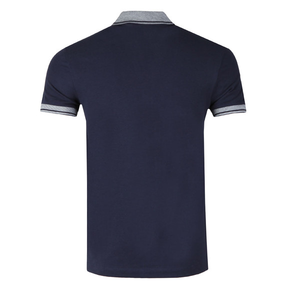 Lacoste Mens Blue S/S/ PH3938 Polo main image