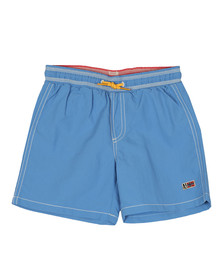 Napapijri Boys Blue Kids Villa Swim Short