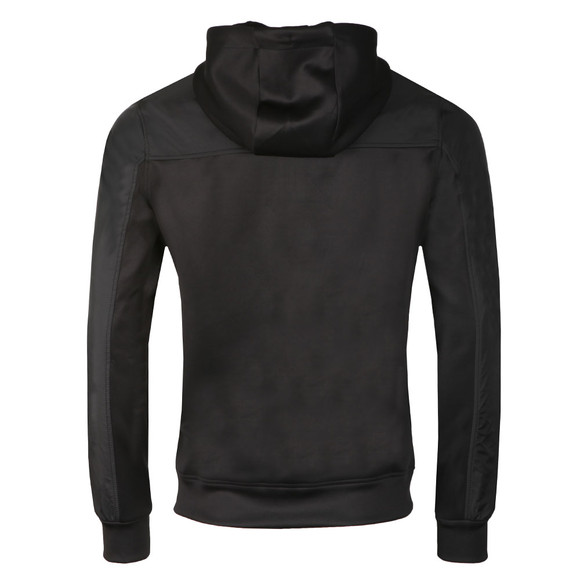 Kings Will Dream Mens Black Kommack Zip Hoodie main image
