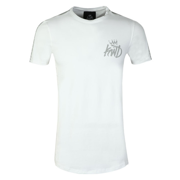 Kings Will Dream Mens White S/S Kommack Tee main image