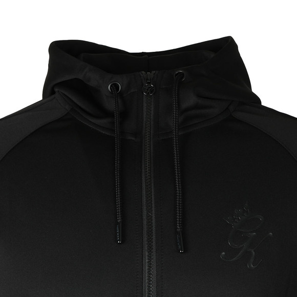 Gym King Mens Black Poly Track Top main image