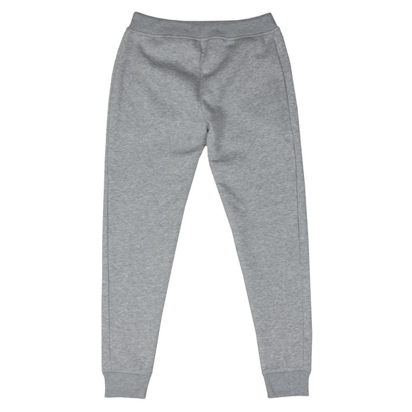 Gym King Mens Grey Asymertic Panel Jogger main image