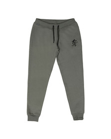Gym king Mens Grey Fleece Track Bottom