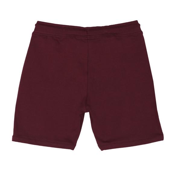 Gym king Mens Red Jersey Shorts  main image