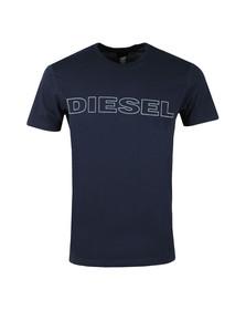 Diesel Mens Blue Jake T Shirt