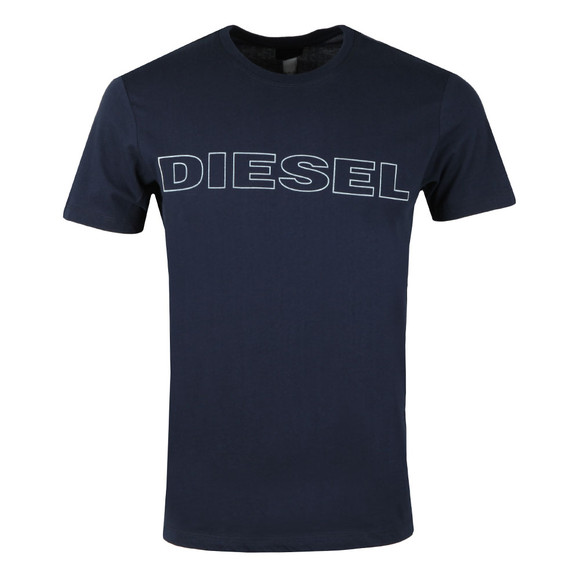 Diesel Mens Blue Jake T Shirt main image