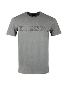 Diesel Mens Grey Jake T Shirt
