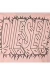 Diesel Mens Pink Diego Sl T Shirt