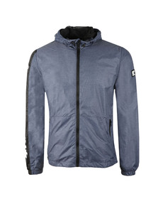 Superdry Sport Mens Blue Nue Wave Cagoule