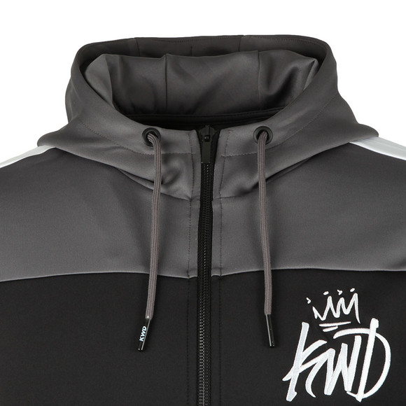 Kings Will Dream Mens Multicoloured Mert Poly Zip Hoodie main image