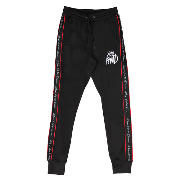 Kings Will Dream Mens Black Roxberry Poly Tape Pant main image