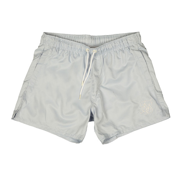 Sik Silk Mens Blue Pastel Swim Shorts main image