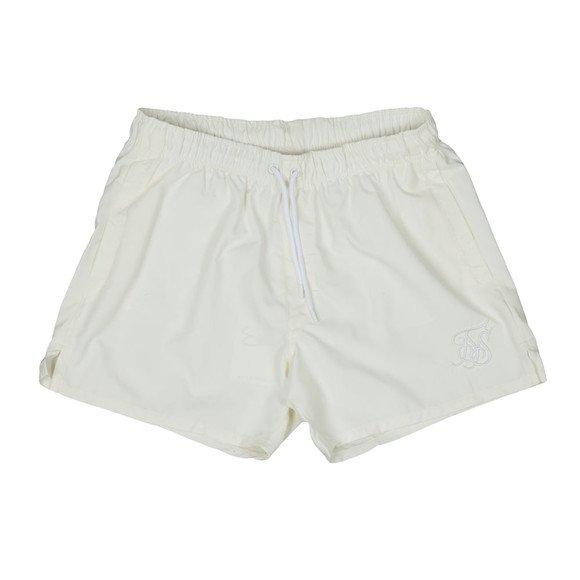 Sik Silk Mens Yellow Pastel Swim Shorts main image